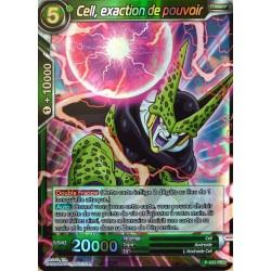 carte Dragon Ball Super P-023-PR Cell, exaction de pouvoir NEUF FR