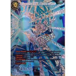 carte Dragon Ball Super BT2-123-SCR Vegetto SSB, Force ultime NEUF FR