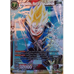 carte Dragon Ball Super BT2-012-SPR Vegetto, force concentrée NEUF FR