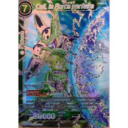carte Dragon Ball Super BT2-084-SPR Cell, la Force parfaite NEUF FR