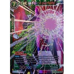 carte Dragon Ball Super BT2-084-SR Cell, la Force parfaite NEUF FR