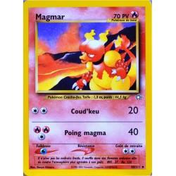 carte Pokémon 40/111 Magmar  70 PV Neo genesis (2001) NEUF FR