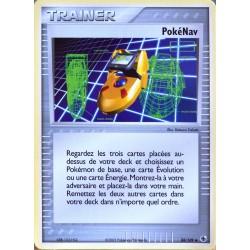 carte Pokémon 88/109 Pokénav EX Rubis & Saphir NEUF FR