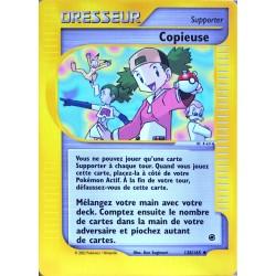 carte Pokémon 138/165 Copieuse Supporter Expédition NEUF FR