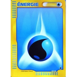 carte Pokémon 165/165 Energie Eau Expédition NEUF FR