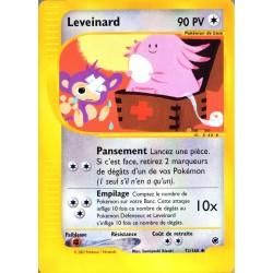 carte Pokémon 72/165 Leveinard 90 PV Expédition NEUF FR