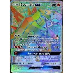 carte Pokémon 148/145 Boumata GX SL2 - Soleil et Lune - Gardiens Ascendants NEUF FR