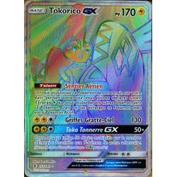 carte Pokémon 153/145 Tokorico GX SL2 - Soleil et Lune - Gardiens Ascendants NEUF FR