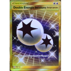 carte Pokémon 166/145 Double Energie Incolore SL2 - Soleil et Lune - Gardiens Ascendants NEUF FR