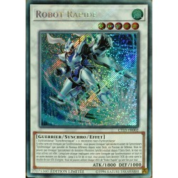 carte YU-GI-OH CT15-FR002 Robot Rapide NEUF FR