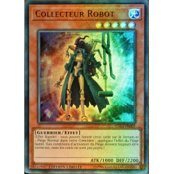 carte YU-GI-OH CT15-FR007 Collecteur Robot NEUF FR