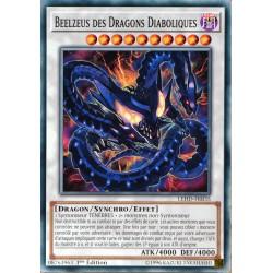 carte YU-GI-OH LEHD-FRB35 Beelzeus Des Dragons Diaboliques NEUF FR
