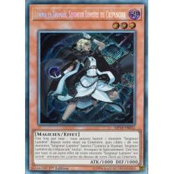 carte YU-GI-OH MP18-FR052 Lumina la Shaman, Seigneur Lumière du Crépuscule NEUF FR