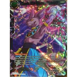 carte Dragon Ball Super TB1-030-SR Beerus, Dieu ultime de l'univers 7 NEUF FR