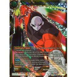 carte Dragon Ball Super TB1-081-SR Jiren, la justice absolue NEUF FR