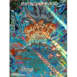 carte Dragon Ball Super TB1-097-SCR Son Goku, la Puissance éveillée NEUF FR