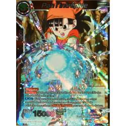 carte Dragon Ball Super BT3-008-SR Pan l'intrépide NEUF FR