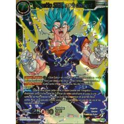 carte Dragon Ball Super BT3-063-SR Vegetto SSB, rush dément NEUF FR