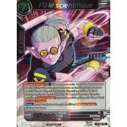 carte Dragon Ball Super P-036-PR Fû le scientifique NEUF FR