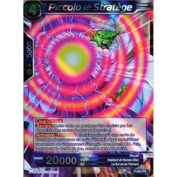 carte Dragon Ball Super P-040-PR Piccolo le Stratège NEUF FR