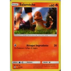carte Pokémon 4/18 Salamèche 60 PV - HOLO Détective Pikachu NEUF FR