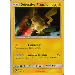 carte Pokémon 10/18 Détective Pikachu 90 PV - HOLO Détective Pikachu NEUF FR