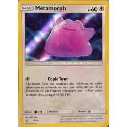 carte Pokémon 17/18 Métamorph 60 PV - HOLO Détective Pikachu NEUF FR