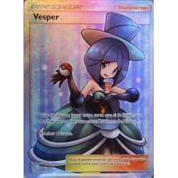 carte Pokémon 175/181 Vesper - FULL ART SL9 - Soleil et Lune - Duo de Choc NEUF FR