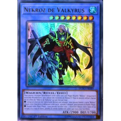 carte YU-GI-OH DUPO-FR089 Nékroz De Valkyrus NEUF FR