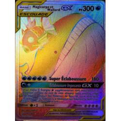 carte Pokémon 183/181 Magicarpe & Wailord GX SL9 - Soleil et Lune - Duo de Choc NEUF FR