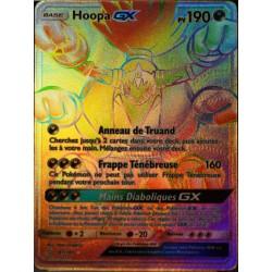 carte Pokémon 187/181 Hoopa GX SL9 - Soleil et Lune - Duo de Choc NEUF FR