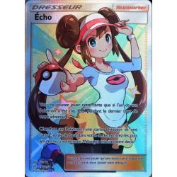 carte Pokémon 236/236 Echo SL12 - Soleil et Lune - Eclipse Cosmique NEUF FR