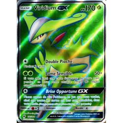carte Pokémon 197/214 Viridium GX SL8 - Soleil et Lune - Tonnerre Perdu NEUF FR