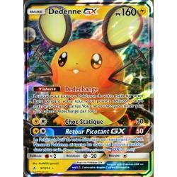 carte Pokémon 57/214 Dedenne GX SL10 - Soleil et Lune - Alliance Infaillible NEUF FR