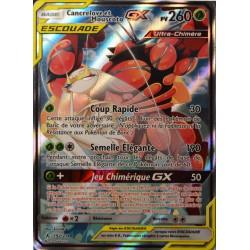 carte Pokémon 192/214 Cancrelove & Mouscoto GX SL10 - Soleil et Lune - Alliance Infaillible NEUF FR
