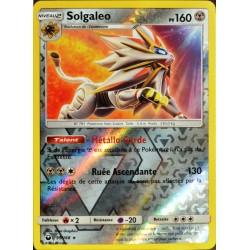carte Pokémon 99/168 Solgaleo - REVERSE SL7 - Soleil et Lune - Tempête Céleste NEUF FR