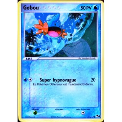 carte Pokémon 11/17 Gobou POP Série 4 NEUF FR