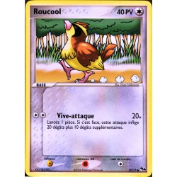 carte Pokémon 12/17 Roucool POP Série 4 NEUF FR