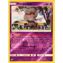 carte Pokémon 81/214 Marshadow - REVERSE SL10 - Soleil et Lune - Alliance Infaillible NEUF FR
