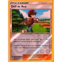 carte Pokémon 184/214 Défi de Red - REVERSE SL10 - Soleil et Lune - Alliance Infaillible NEUF FR