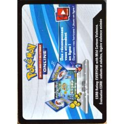 JCC Pokémon code online Boîte Alliance Puissante - Lucario et Melmetal-GX Codes (NEUF non utilisé)