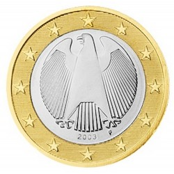 1 EURO Allemagne 2003 F BE 180.000 EX.