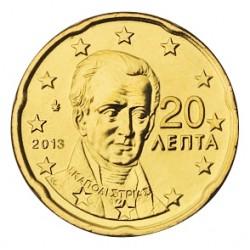 20 CENT Grèce 2013 BU 20.000 EX.