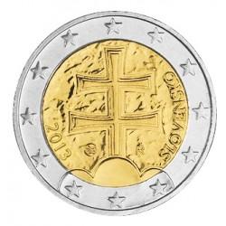 2 EURO SLOVAQUIE 2013 BU 28.000 EX.