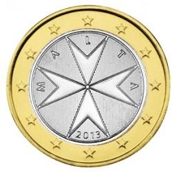 1 EURO MALTE 2013 BU 35.000 EX.