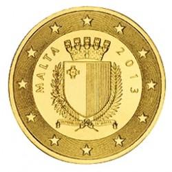 10 CENT MALTE 2013 BU 35.000 EX.