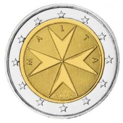 2 EURO MALTE 2012 BU 50.000 EX.
