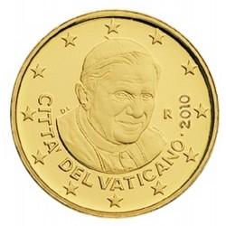 10 CENT VATICAN 2010 BU 94.000 EX.