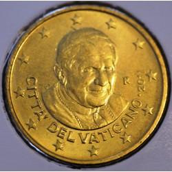 50 CENT VATICAN 2011 BU 94.000 EX.
