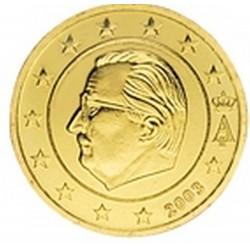 50 CENT Belgique 2003 UNC 185.000 EX.